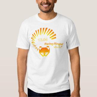 Ubuntu-Tshirt- 13.04-orange.png T-shirt