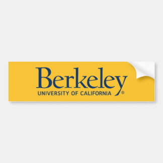 UC Berkeley Bumper Sticker