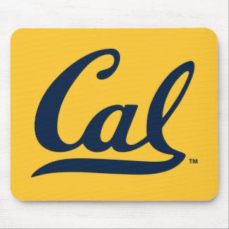 UC Berkeley Cal Logo Blue Mouse Pad