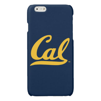 UC Berkeley Cal Logo Glossy iPhone 6 Case