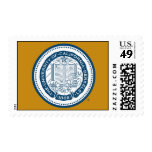 UC Berkeley School Seal - Blue Stamp