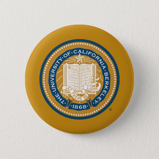 UC Berkeley School Seal Button