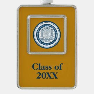 UC Berkeley School Seal Ornament