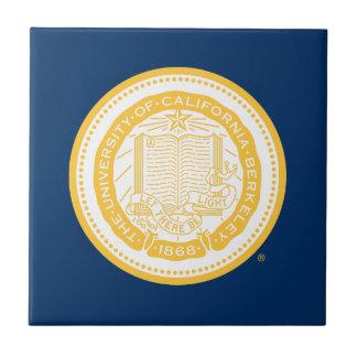 UC Berkeley School Seal Tile