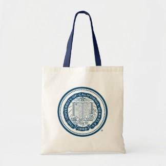 UC Berkeley School Seal Tote Bag