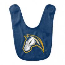 UC Davis Horse Head Baby Bib