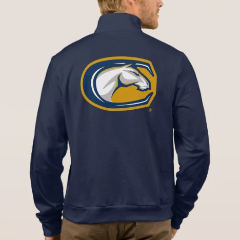 UC Davis Horse Head Logo Jacket