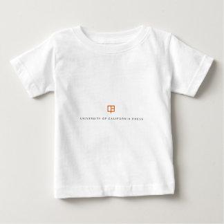 UC Press Logo Toddler T-Shirt White