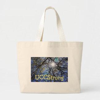 UCC Strong Tote Bags UCC Umpqua Community College