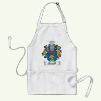 Uccelli Family Crest Apron