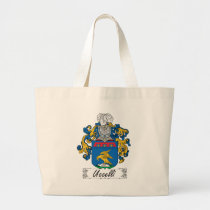 Uccelli Family Crest Bag