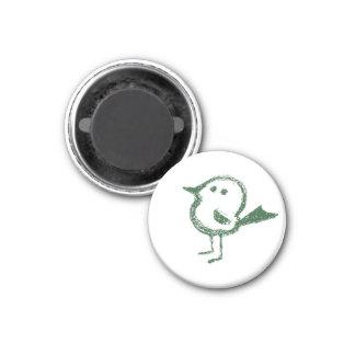 uccellino - imán pequeño
