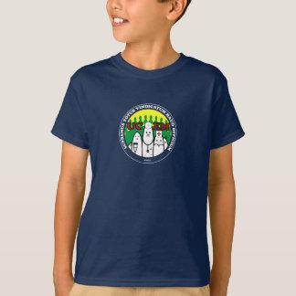 UCEM Front LITFL Back Kids T-Shirt