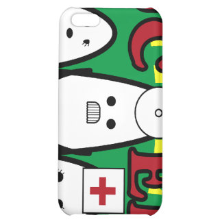 UCEM large Cover For iPhone 5C
