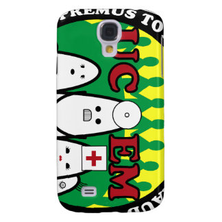 UCEM logo 3Gs Galaxy S4 Covers