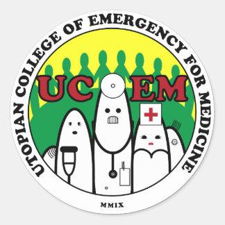 UCEM Sticker