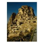 Uchisar, Cappadocia, Turkey Postcard