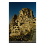 Uchisar, Cappadocia, Turkey Posters