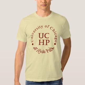 UCHP -- Universidad de Chicago en Hyde Park Playera