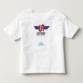 Uchtdorf Airlines. Child's shirt