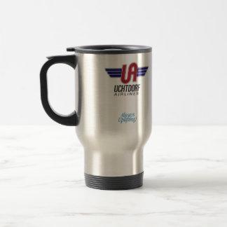 Uchtdorf Airlines. Travel Mug