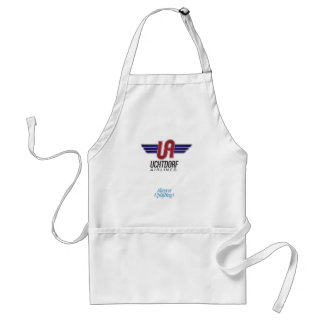 Uchtdorf Airlines. Ward dinner apron. Apron