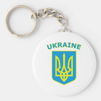 Ucrania hermosa llavero