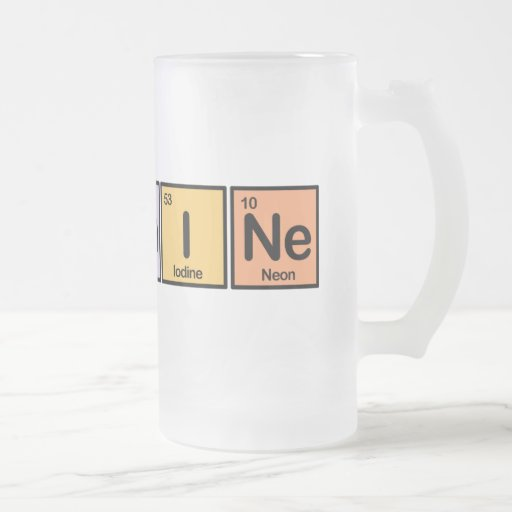 Ucrania hizo de elementos tazas de café