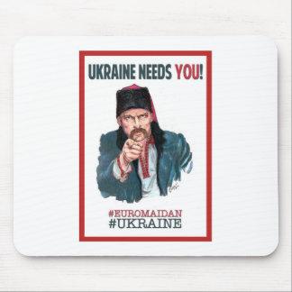 ¡Ucrania le necesita! - Ayuda Euromaidan Tapete De Ratones