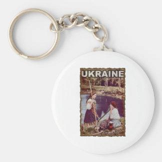 Ucrania Llaveros Personalizados