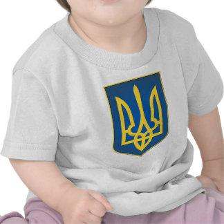 Ucrania Trident Camisetas