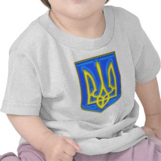 Ucrania Trident Camiseta