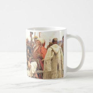 Ucraniano Kozaky/Cossacks por Repin Taza De Café
