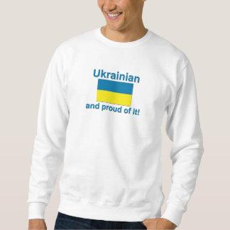 Ucraniano orgulloso sudaderas encapuchadas