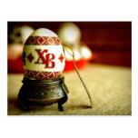 Ucraniano Pascua Postal