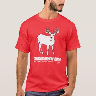 UCSC Smoking Deer Red T-Shirt