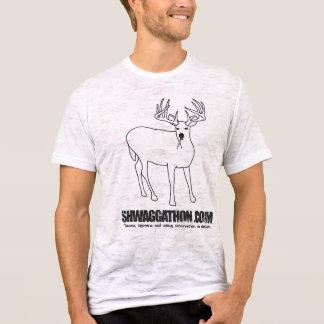 UCSC Smoking Deer Very Classy Burnout T-Shirt