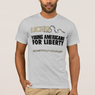 UCSD-YAL Constitutionalist T-Shirt