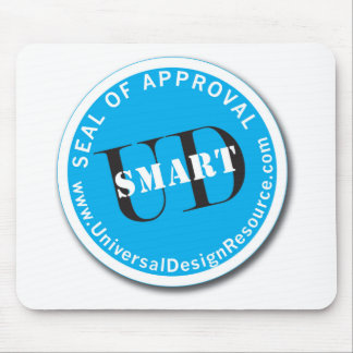 UD-Smart Seal of Approval Mouse Mat