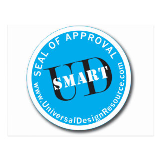 UD-Smart Seal of Approval Post Cards