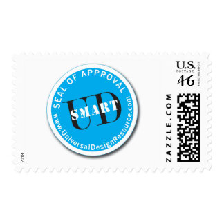 UD-Smart Seal of Approval Postage Stamps