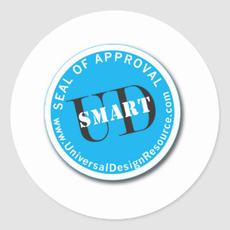 UD-Smart Seal of Approval Stickers