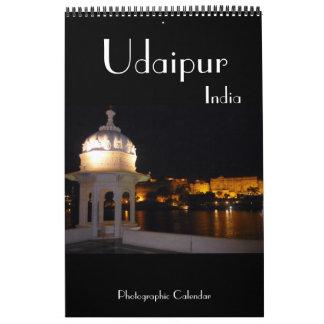 udaipur india calendar