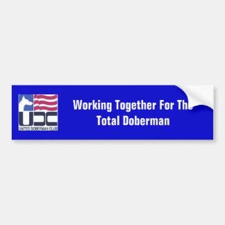 UDC Bumper Sticker