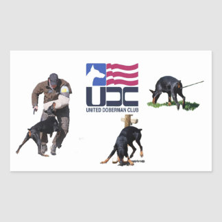 UDC IPO Sticker