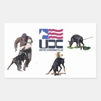 UDC IPO Sticker
