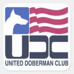 UDC Logo Sticker