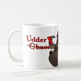 Udder Chaos! Yak mug