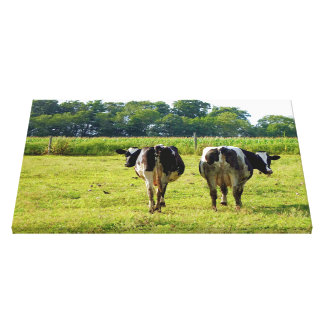 Udder Niewpoints Canvas Print
