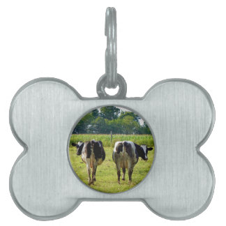 Udder Viewpoints Pet Name Tag
